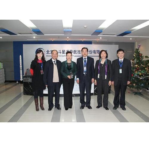 北京北斗导航系统研发基地