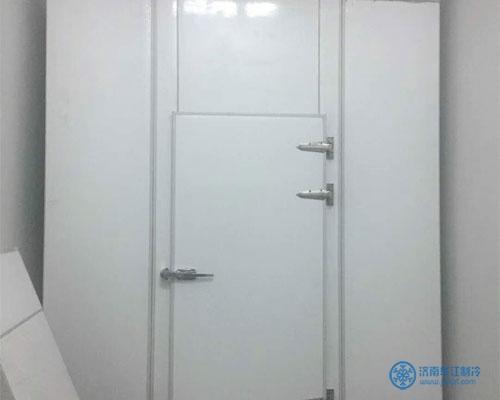 玻璃钢板冷库板安装