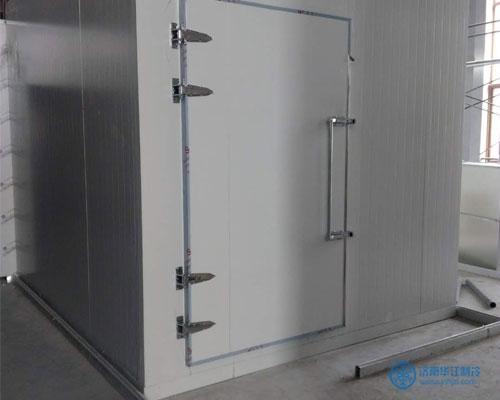 组合式冷库安装