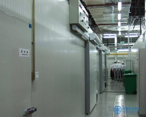 工业冷库安装
